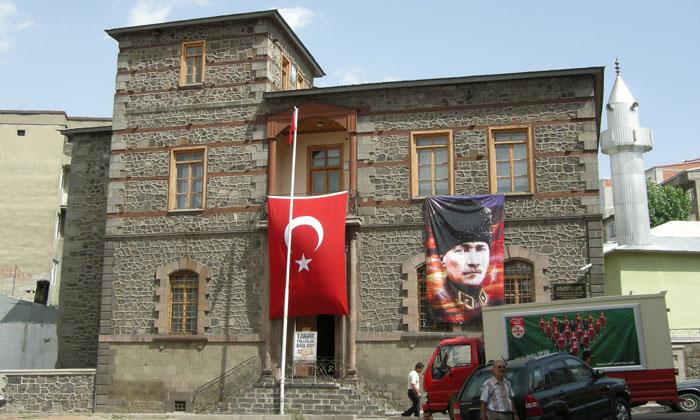 Дом Ататюрка в Эрзуруме