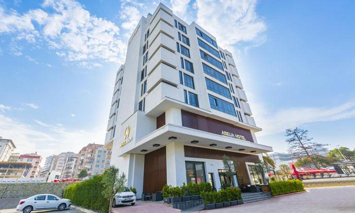Отель «Aselia» в Трабзоне