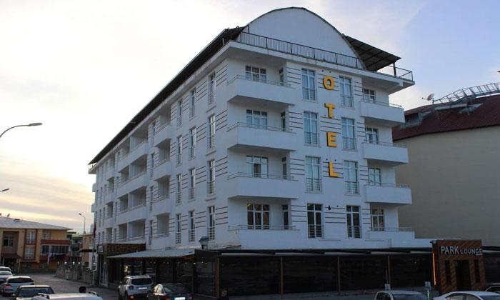 Отель «Borapark» в Эрзуруме