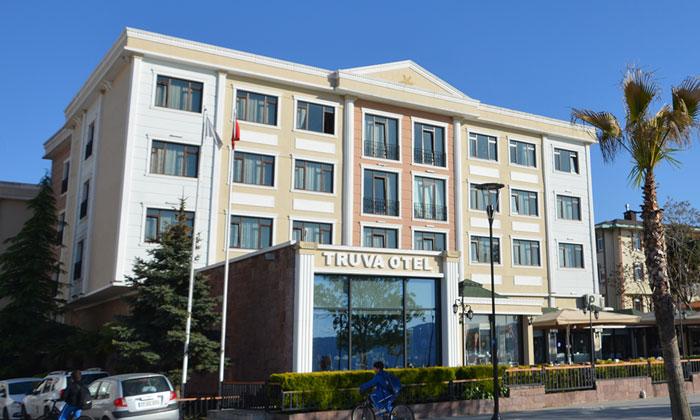 Отель «Buyuk Truva» в Чанаккале