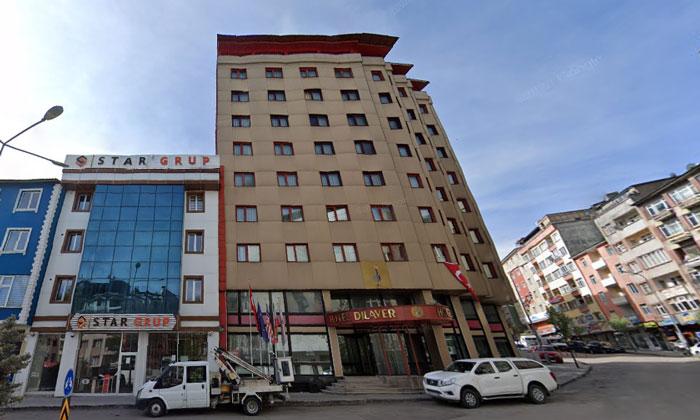 Отель «Dilaver» в Эрзуруме