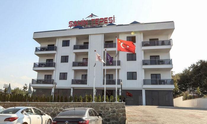 Отель «Sahin Tepesi» в Трабзоне