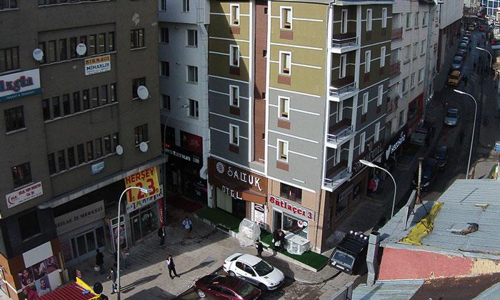 Отель «Saltuk» в Эрзуруме