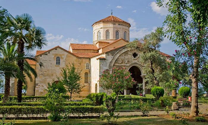 Храм Святой Софии в Трабзоне