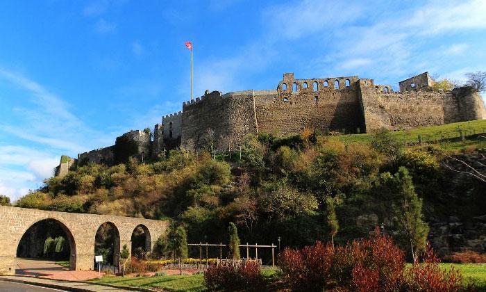 Городские стены (крепость) Трабзона