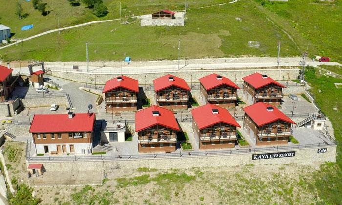 Курорт-отель «Kaya Life» в Трабзоне