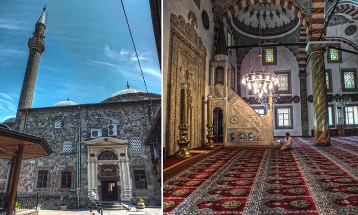 Мечеть Чарши в Трабзоне