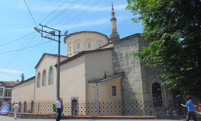 Мечеть Фатиха (Ортахисар) в Трабзоне