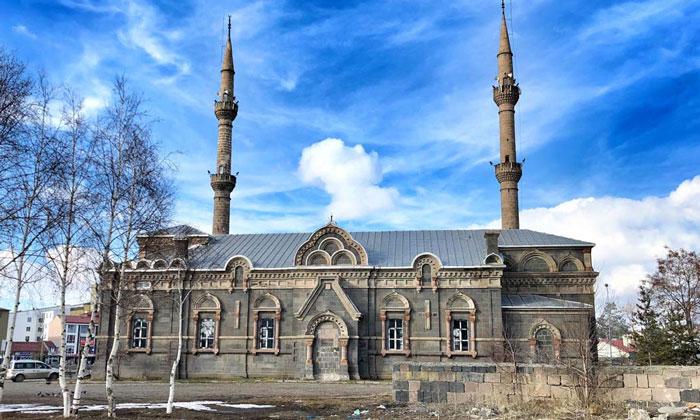 Мечеть Фетхие в Карсе