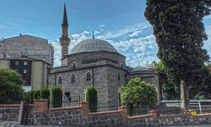 Мечеть Гюльбахар Хатун в Трабзоне