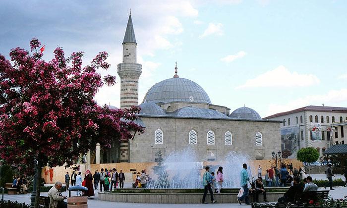 Мечеть Лала Мустафа-паша в Эрзуруме