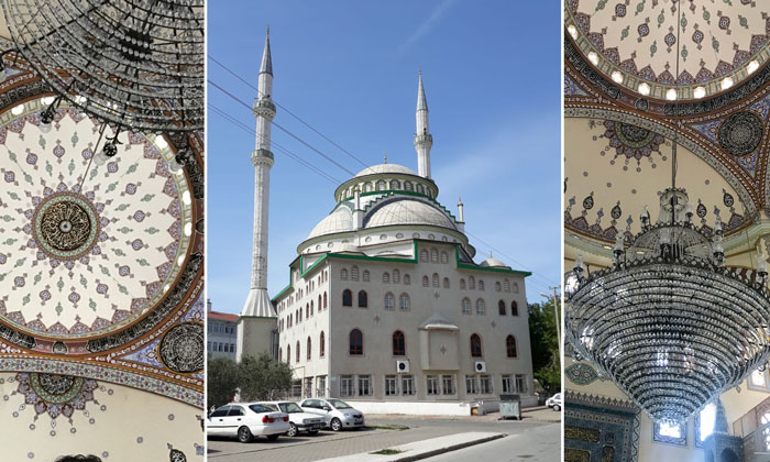 Мечеть Меджидие в Чанаккале