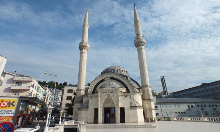 Мечеть Явуз-Селим в Трабзоне