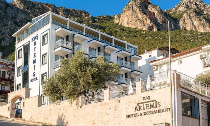 Отель «Artemis» в Каше