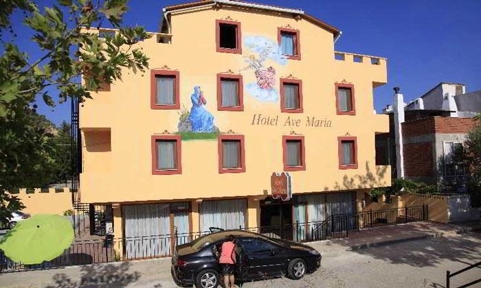 Отель «Ave Maria» в Сельчуке