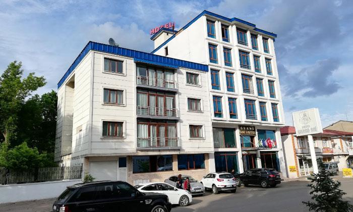 Отель «Grand Ani» в Карсе
