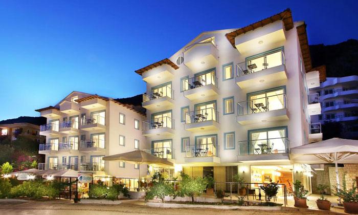 Отель «Saylam» в Каше