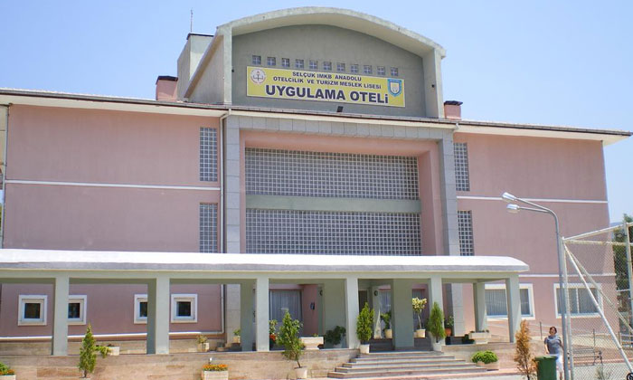 Отель «Uygulama» в Сельчуке
