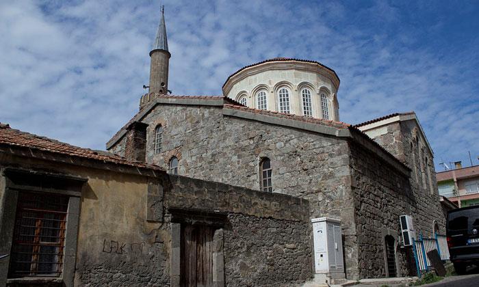 Пятничная мечеть в Трабзоне