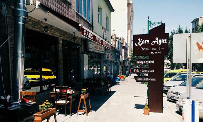 Ресторан «Ayaz» в Карсе