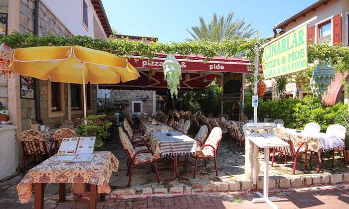Ресторан «Cinarlar» в Каше