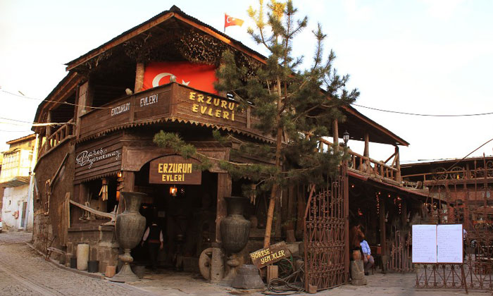 Ресторан «Erzurum Evleri»