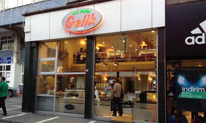 Ресторан «Gelik» в Трабзоне