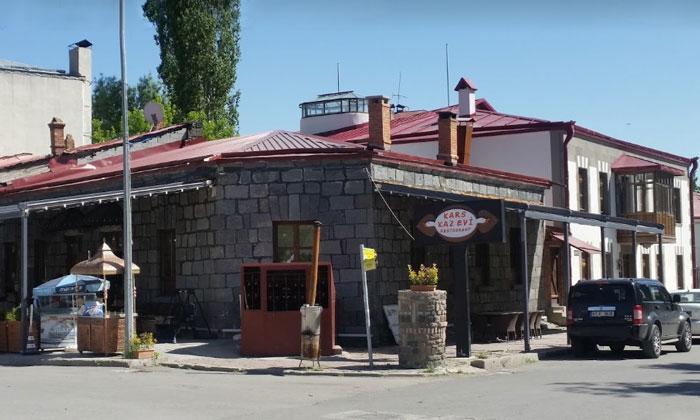 Ресторан «Kazevi» в Карсе