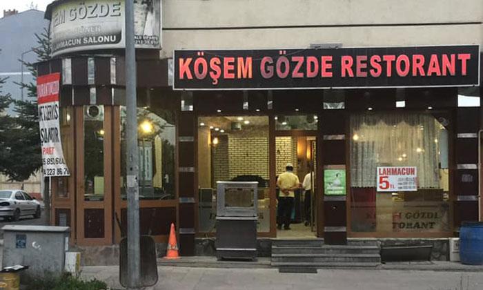 Ресторан «Kosem Gozde» в Карсе