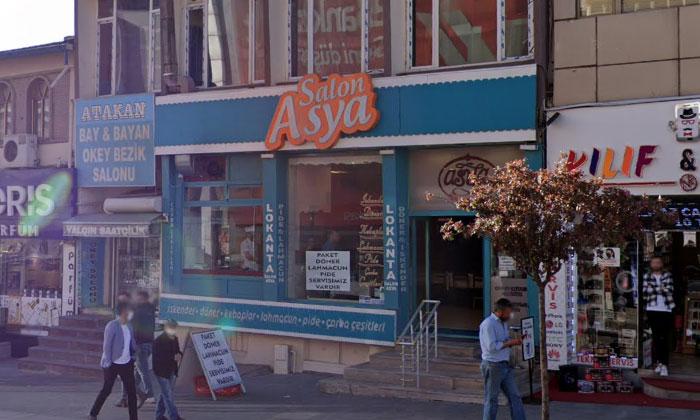 Ресторан «Salon Asya» в Эрзуруме