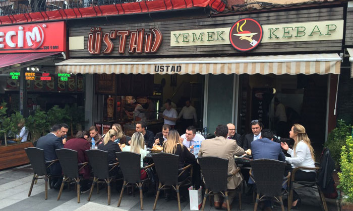 Ресторан «Ustad» в Трабзоне