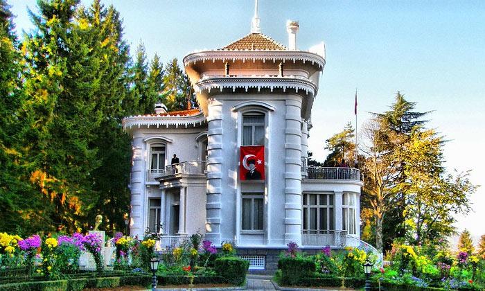 Вилла Ататюрка в Трабзоне