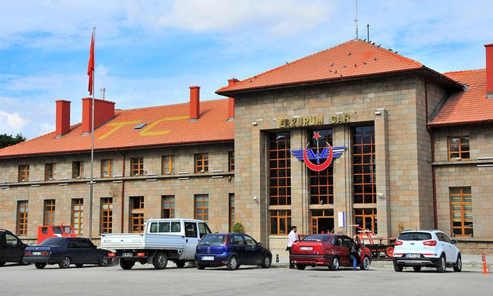 Железнодорожный вокзал Эрзурума