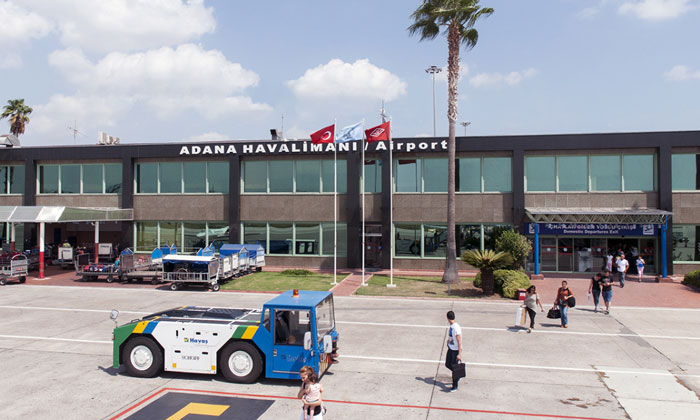 Международный аэропорт Аданы