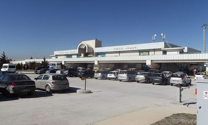 Аэропорт Коньи
