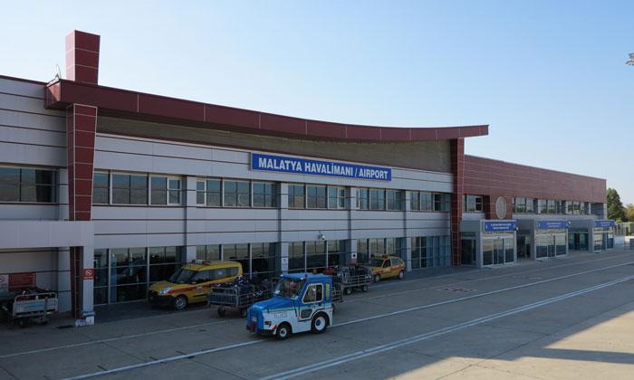 Аэропорт Малатьи