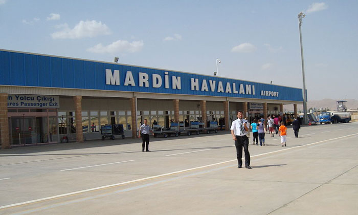 Аэропорт Мардина