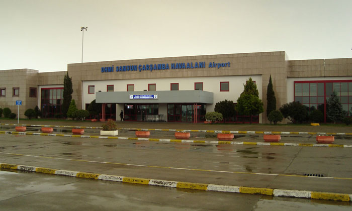 Аэропорт Самсуна