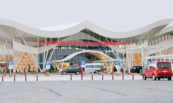 Аэропорт Сиваса