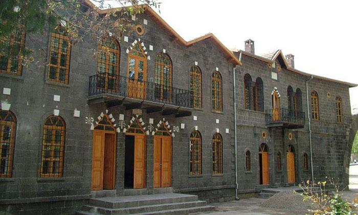 Археологический музей Диярбакыра
