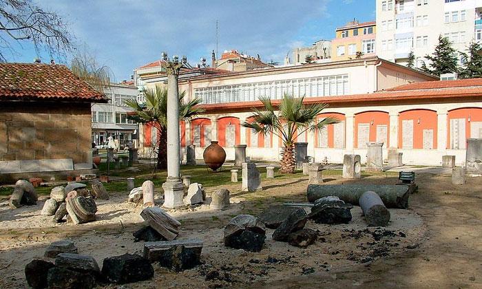 Археологический музей Синопа