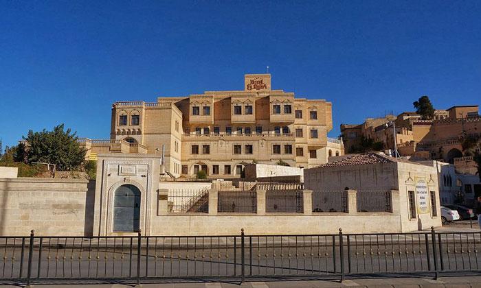 Отель «El-Ruha» в Урфе