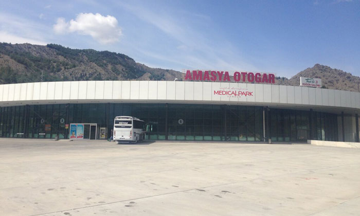 Автовокзал Амасьи
