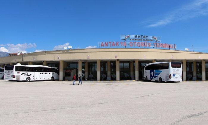 Автовокзал Антакьи