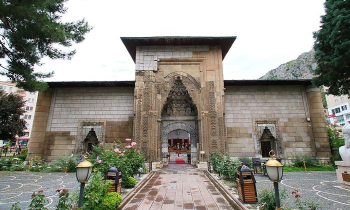 Бирмахане Медресе в Амасье