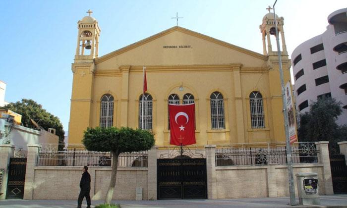 Церковь Святого Николая в Искендеруне