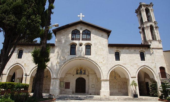 Церковь Святого Павла в Антакье