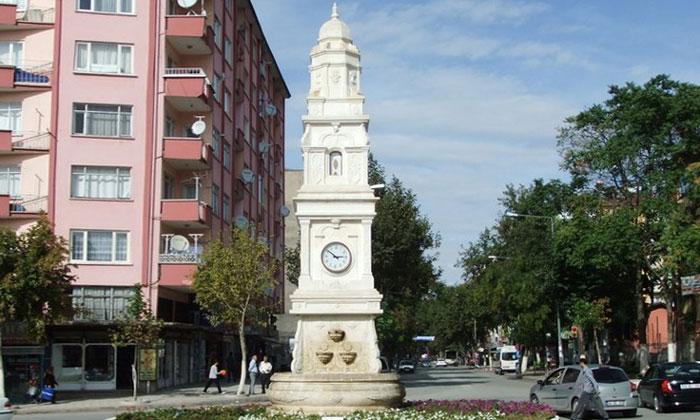 Часовая башня Малатьи