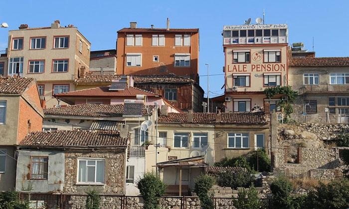 Дома Эгридира в Турции