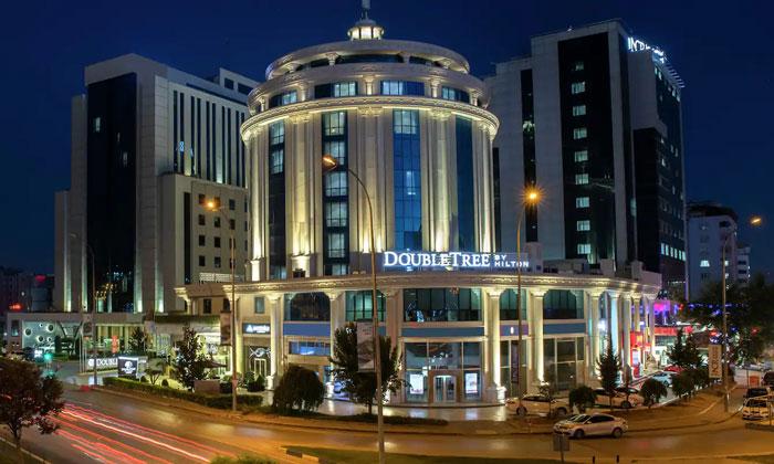 Отель «Double Tree» в Газиантепе